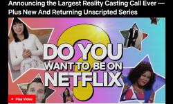 真人秀会成为Netflix下一个内容发力点吗?
