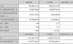 聚力文化2021年半年度净利5049.62万元 同比净利减少64.14%