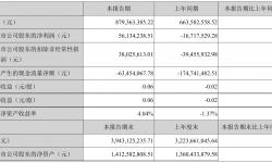 华媒控股2021年半年度净利5613.42万元 同比扭亏为盈
