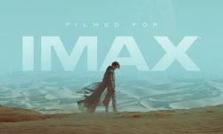科幻巨制《沙丘》发布IMAX正式海报