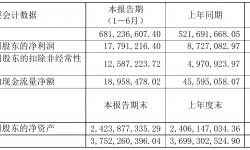 新华传媒2021年半年度净利1779.12万元 同比净利增加103.86%