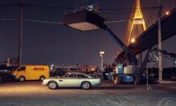 """DHL启动全球品牌活动,庆祝""""007""""新片《无暇赴死》上映在即"""
