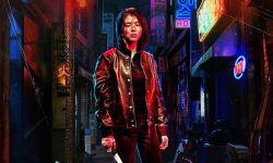 韩国大女主动作剧集《我的名字》将于10月15日上线Netflix