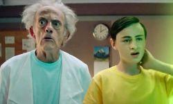 《瑞克和莫蒂》要拍真人版  克里斯托弗·洛伊德与杰登·马泰尔出演
