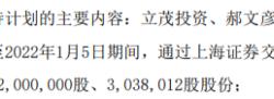 文投控股2名股东拟合计减持不超503.8万股公司股份 上半年公司亏损1.11亿