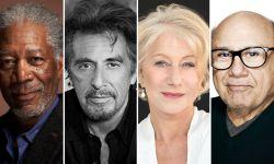 摩根·弗里曼、阿尔·帕西诺等老戏骨黄金组合将主演《Sniff》