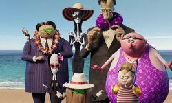 动画电影《亚当斯一家2》北美定档10月1日,影院流媒体同步