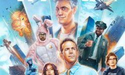 电影《失控玩家》票房突破4亿元 豆瓣评分稳定在 7.8 分