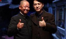 靳东领衔主演电视剧《无间》完成拍摄