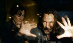 《黑客帝国4:重生》定档  主演基努·里维斯高度评价