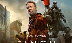 汤姆·汉克斯主演电影《芬奇》曝海报  人与机器人踏上旅程
