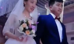 张小斐闹结婚乌龙!黑龙江一婚礼曝光新娘和她如复制,新郎也面熟