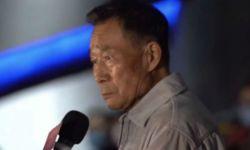 李雪健助阵儿子电影首映,因患癌而说话含糊,自曝儿子不让他参演