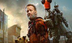 汤姆·汉克斯主演科幻片《芬奇》将于11月5日上线Apple TV+