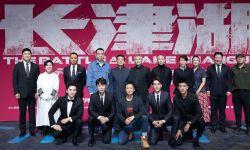 电影《长津湖》北影节全球首场放映  如潮好评:三小时居然没看够