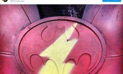 《闪电侠》导演安德斯·穆斯切蒂曝光新图片   将联动蝙蝠侠