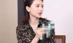 高圆圆自曝拍戏太想女儿,全家到剧组陪同拍摄,曾称女儿像赵又廷