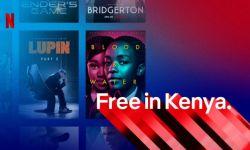 Netflix在肯尼亞推出免費計劃以嘗試培養該區域用戶流媒體消費習慣