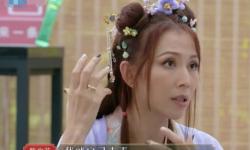 蔡少芬爆料TVB工作日常,一天拍21小时,一部戏她才赚2万