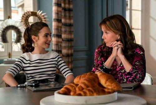 莉莉·科林斯主演Netflix剧集《艾米丽闯巴黎》曝第二季中字预告