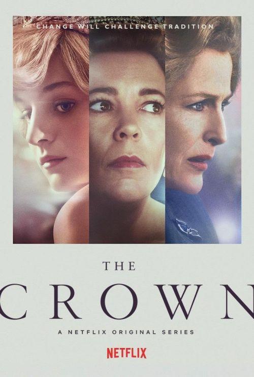 《王冠》第四季横扫艾美奖第五季将于2022年11月Netflix首播