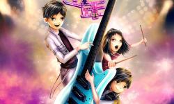 少兒勵志音樂主題電影《搖滾少年之全民樂隊》定檔10月15日!