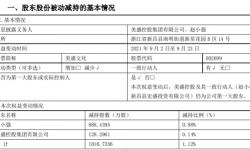 美盛文化2名股東合計被動減持1016.74萬股 上半年公司凈利2613.28萬