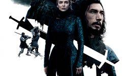 雷德利·斯科特执导电影《最后的决斗》北美定档  新版海报发布