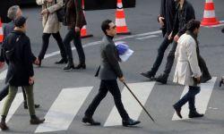 电影《疾速追杀4》法国拍摄  新片场照曝光,甄子丹又演盲人?