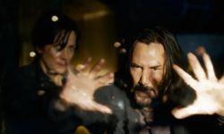 《黑客帝国:矩阵重启》发幕后特辑  基努·里维斯回顾拍摄幕后