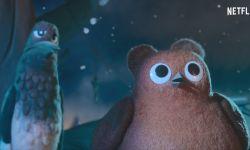 黏土定格动画公司阿德曼推出为Netflix打造动画短片《罗宾罗宾》