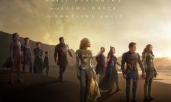 漫威超级英雄电影《永恒族》北美预售24小时内票房260万美元