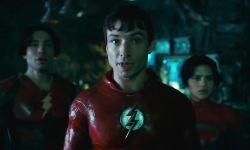 电影《闪电侠》定档2022年11月4日  迈克尔·基顿版蝙蝠侠现身