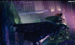 《蝙蝠女》《蓝甲虫》概念图曝光 DC超级英雄登台