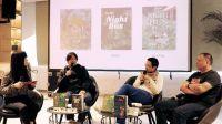 漫画家左马作品《夜间巴士》分享会暨主题原画展北京举行