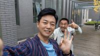49岁黄磊身形暴瘦,下巴变尖颜值回春,和师哥刘奕君同框很养眼