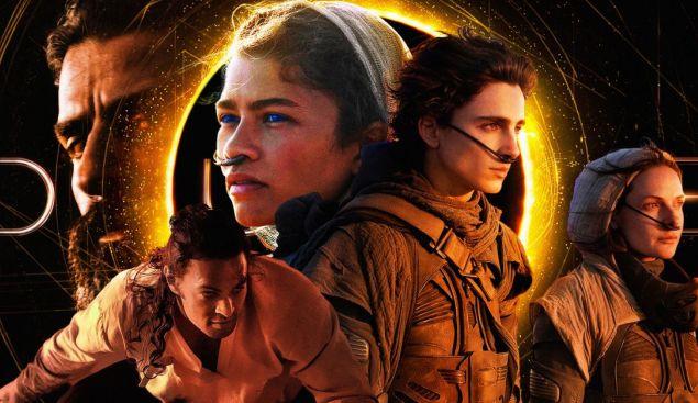 《沙丘》北美首映票房破预期 《法兰西特派》市场表现抢眼