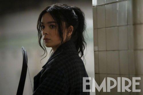 漫威新剧《鹰眼》曝光新剧照将于11月24日上线Disney+